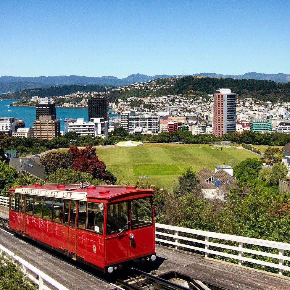 6 choses à faire à Wellington en Nouvelle-Zélande