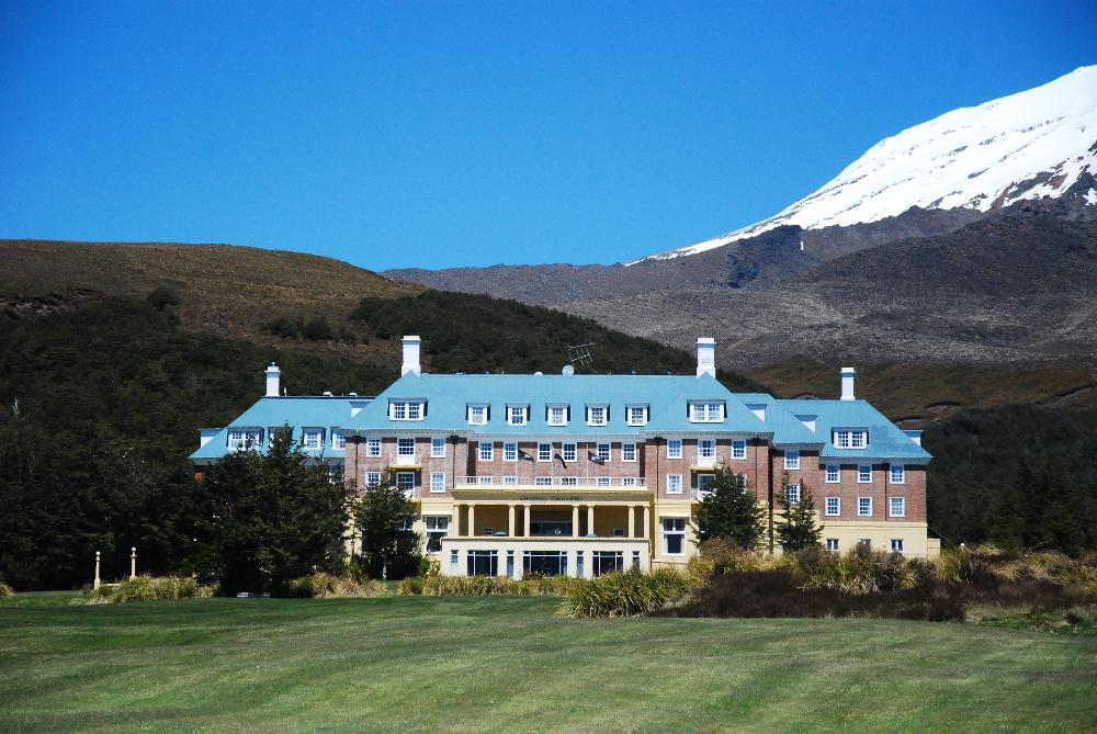 Château Tongariro Hotel
