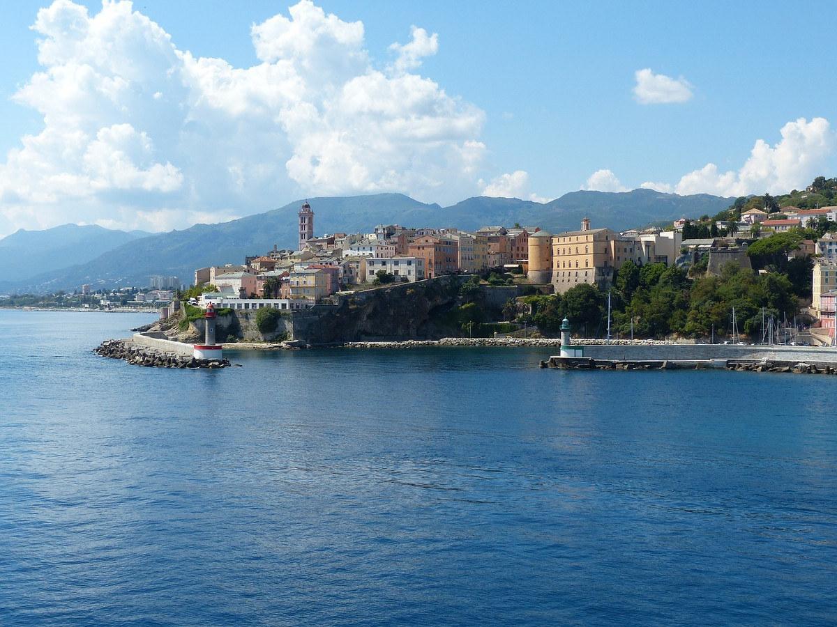 Visiter Bastia en Corse du sud