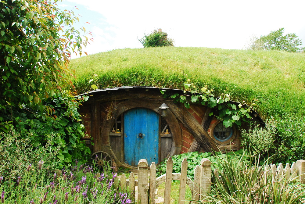 Décor de The Hobbit en Nouvelle-Zélande