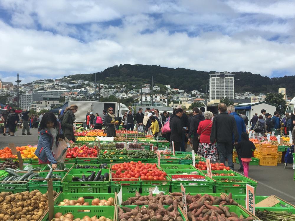 City Market de Wellington