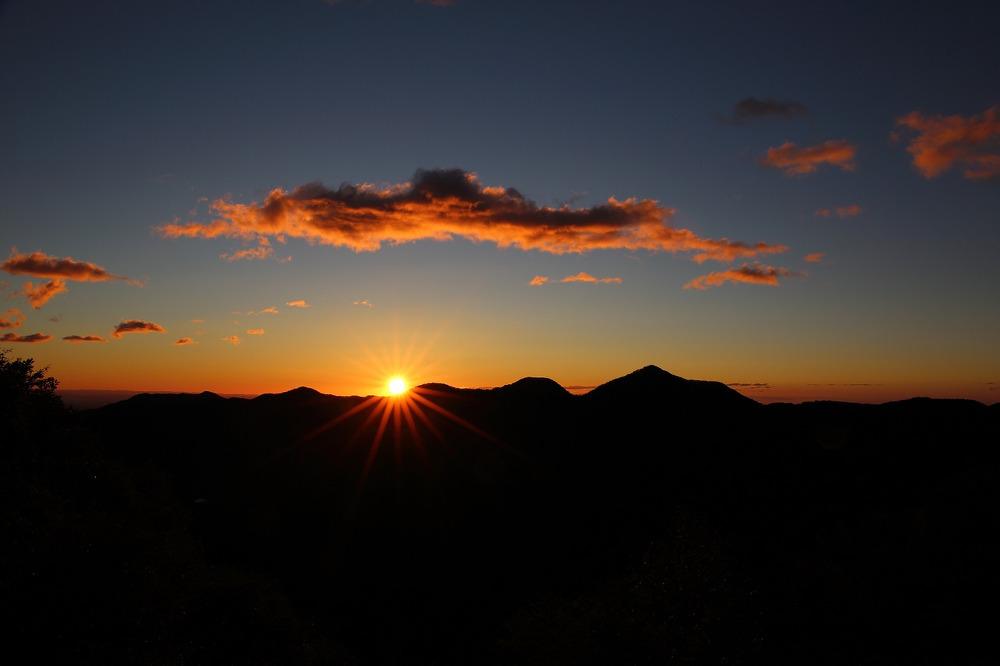 Contempler le coucher de soleil à Wellington