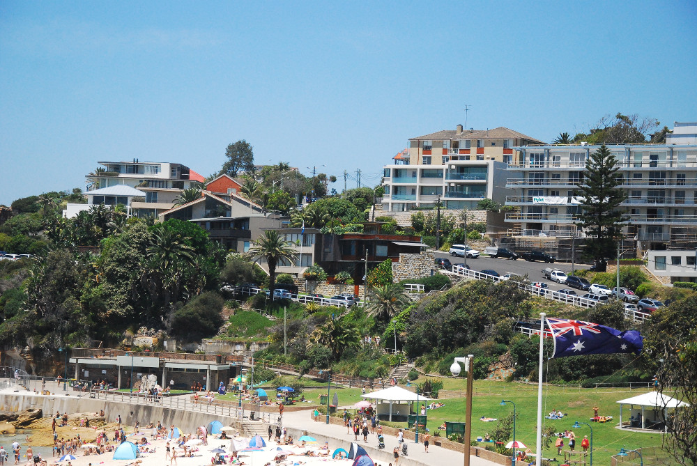 Habitations à Bronte Beach
