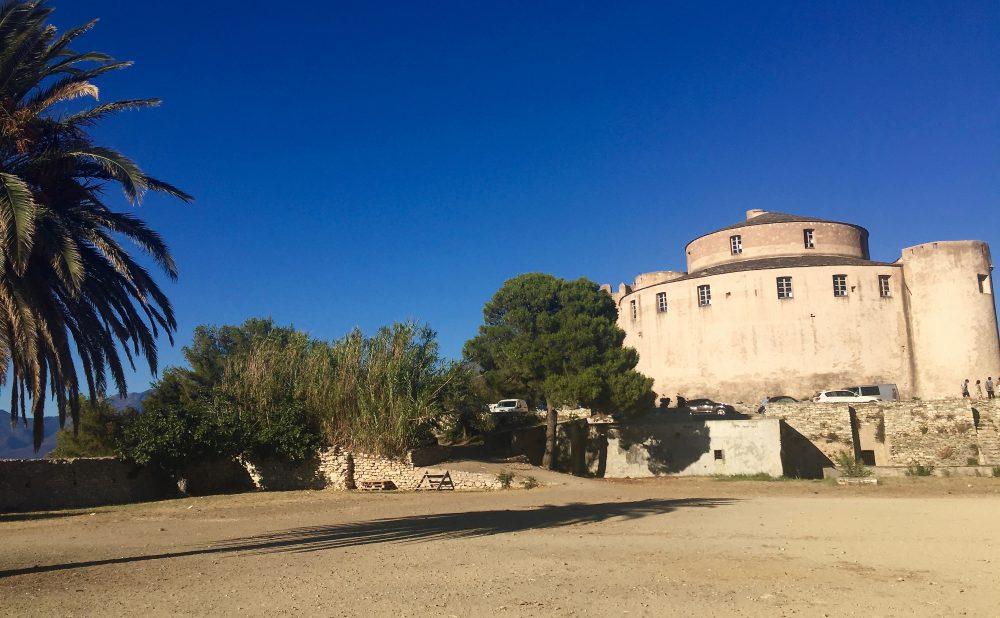 La Citadelle de St Florent en Corse