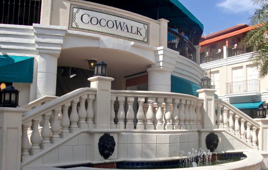 Cocowalk à Coconut Grove Miami