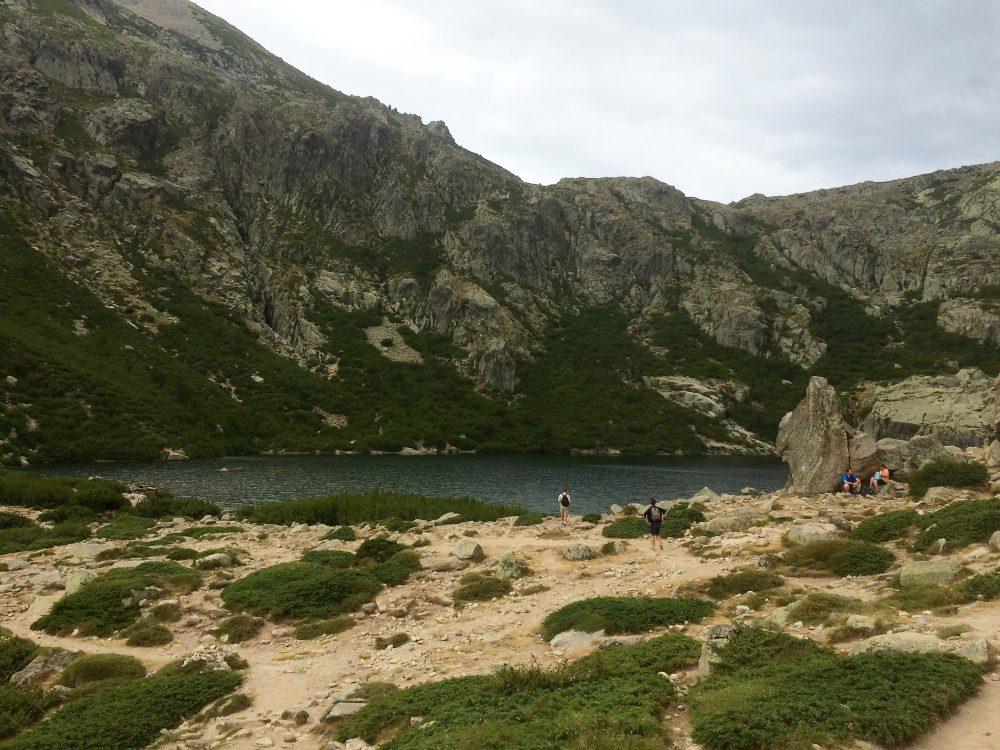 Lac de Mélo randonnée dans la vallée de la Restonica