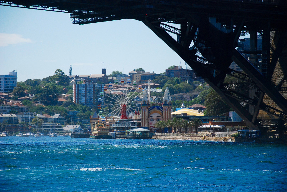 Luna Park de Sydney