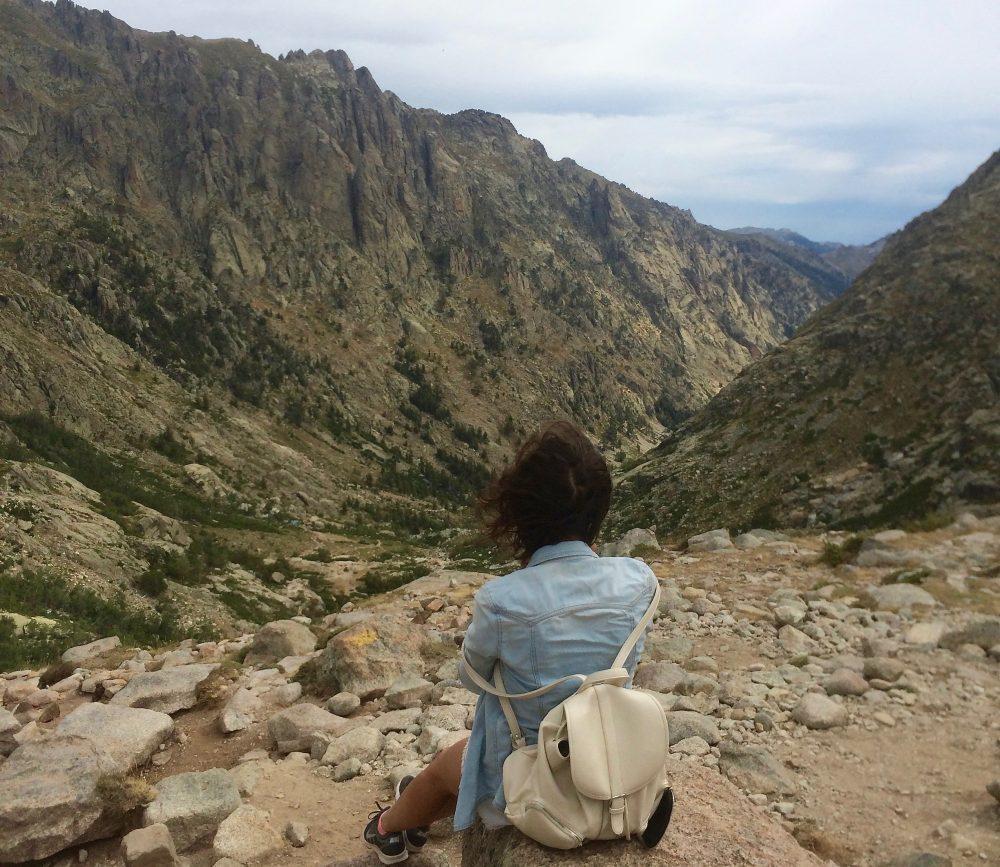 Vallée de la Restonica en Corse
