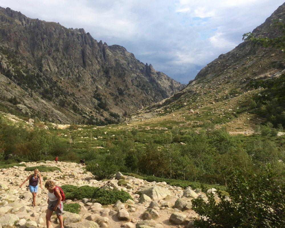 Excursion dans les gorges et vallée de la Restonica
