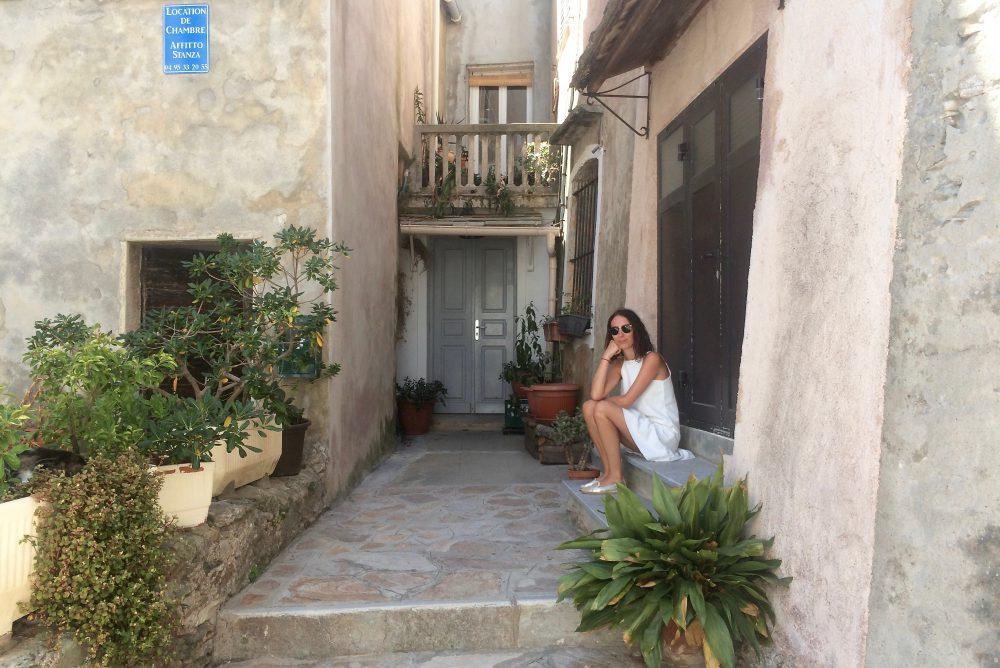 Le Cap Corse en une journée : ruelles d'Erbalunga
