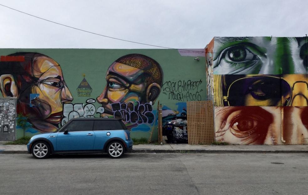 Wynwood Miami Art Wall