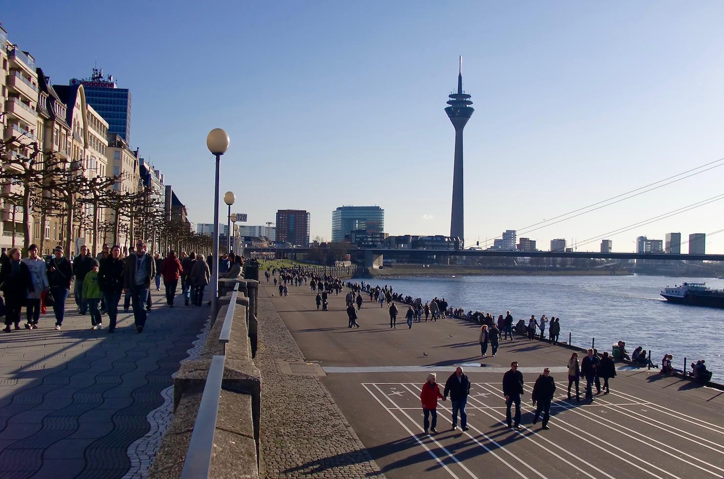 Que faire à Düsseldorf