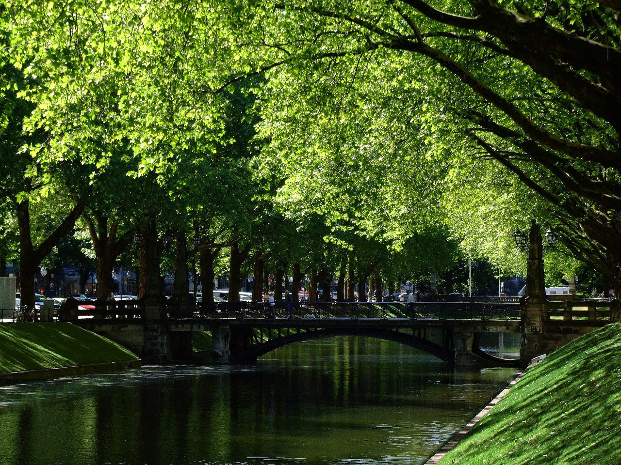 La Königs Allee, lieu d'intérêt de Düsseldorf