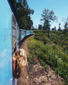 @bronzeandbriny par la fenêtre d'un train