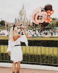 Serre-tête Minnie instagram