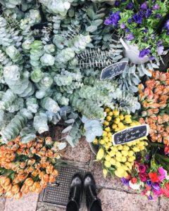 Bouquets de fleurs par @miss_anastasia_u