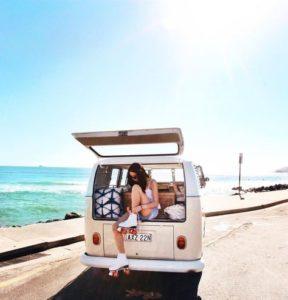 Van road trip par @taramilktea