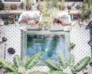 Riad Yasmine Marrakesh instagram