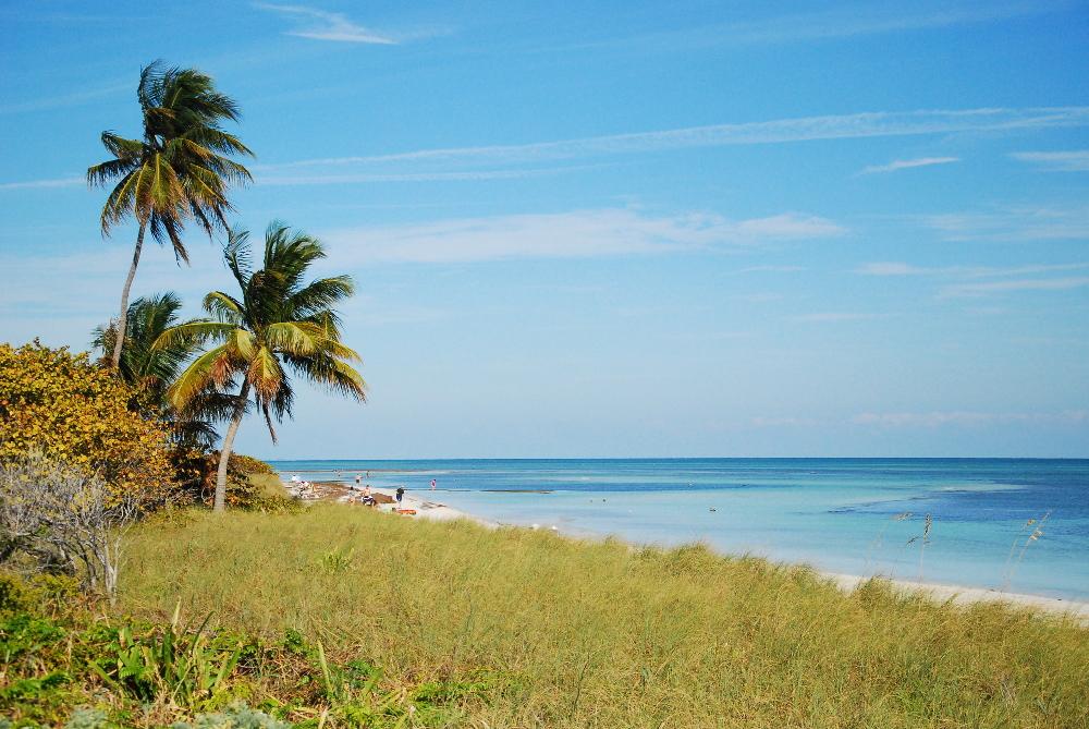 Plage de Bahia Honda State Park