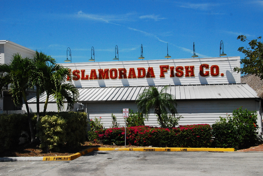 Restaurant : islamorada fish co