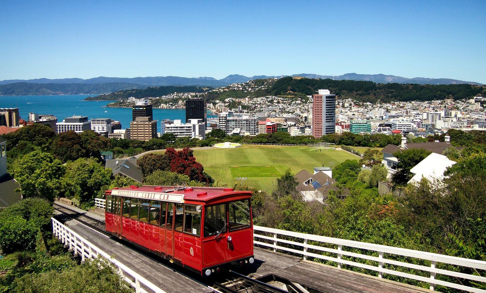 6 choses à faire à Wellington en Nouvelle-Zélande