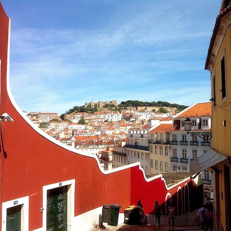 Panorama de Lisbonne