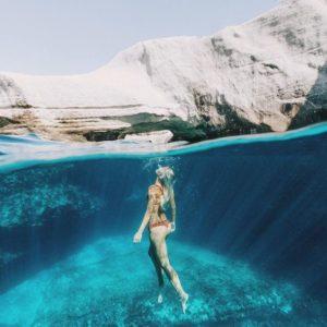 @gypsea_lust nage sous l'eau