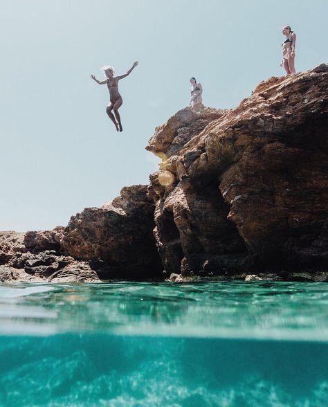 @gypsea_lust saute dans l'eau