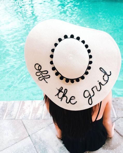 chapeau instagram