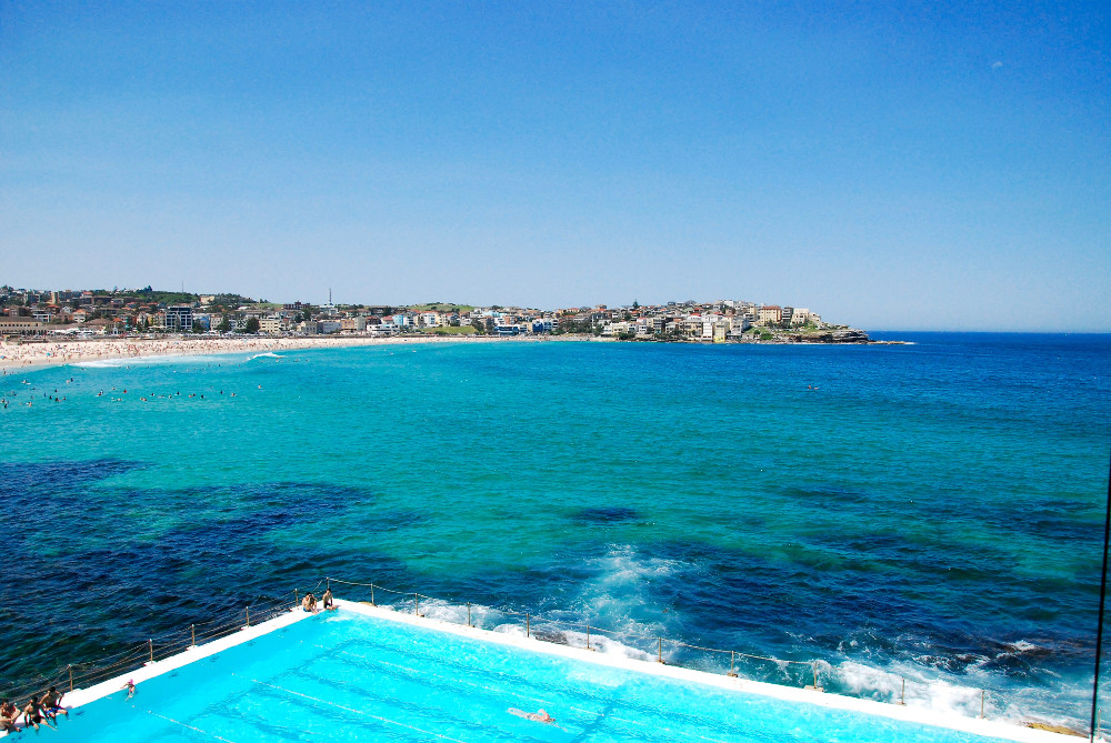 Bondi Iceberg Swimming Pool