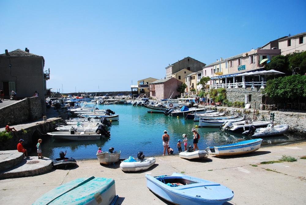 Port de Centuri Cap Corse
