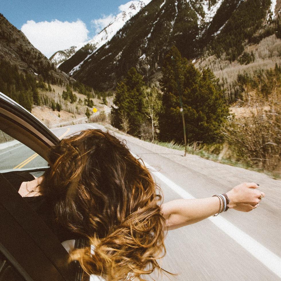 En road trip avec les instagrameurs voyage