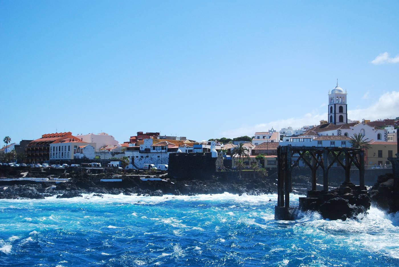 Village de Garachico, à Tenerife