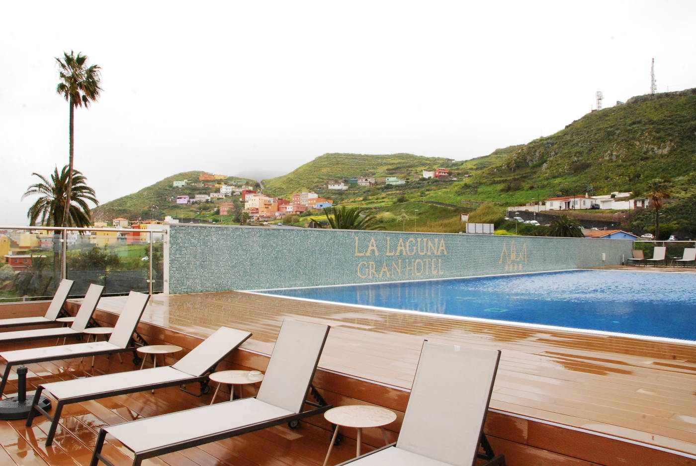 Piscine de La Laguna Gran Hotel à Tenerife