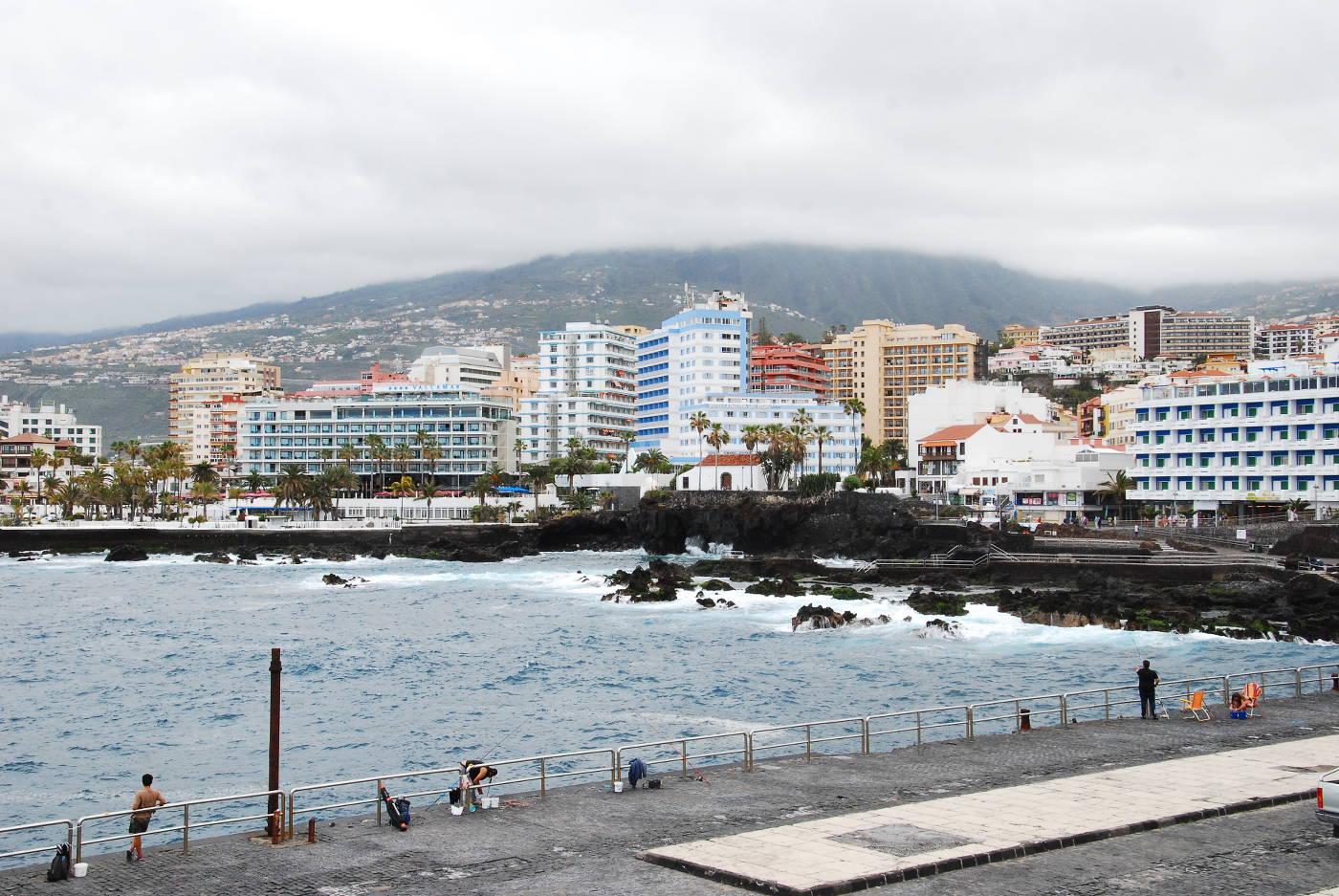 Puerto de la Cruz à Tenerife