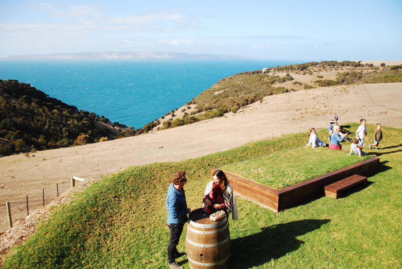 Dudley Wines Cellar Door à Kangaroo Island