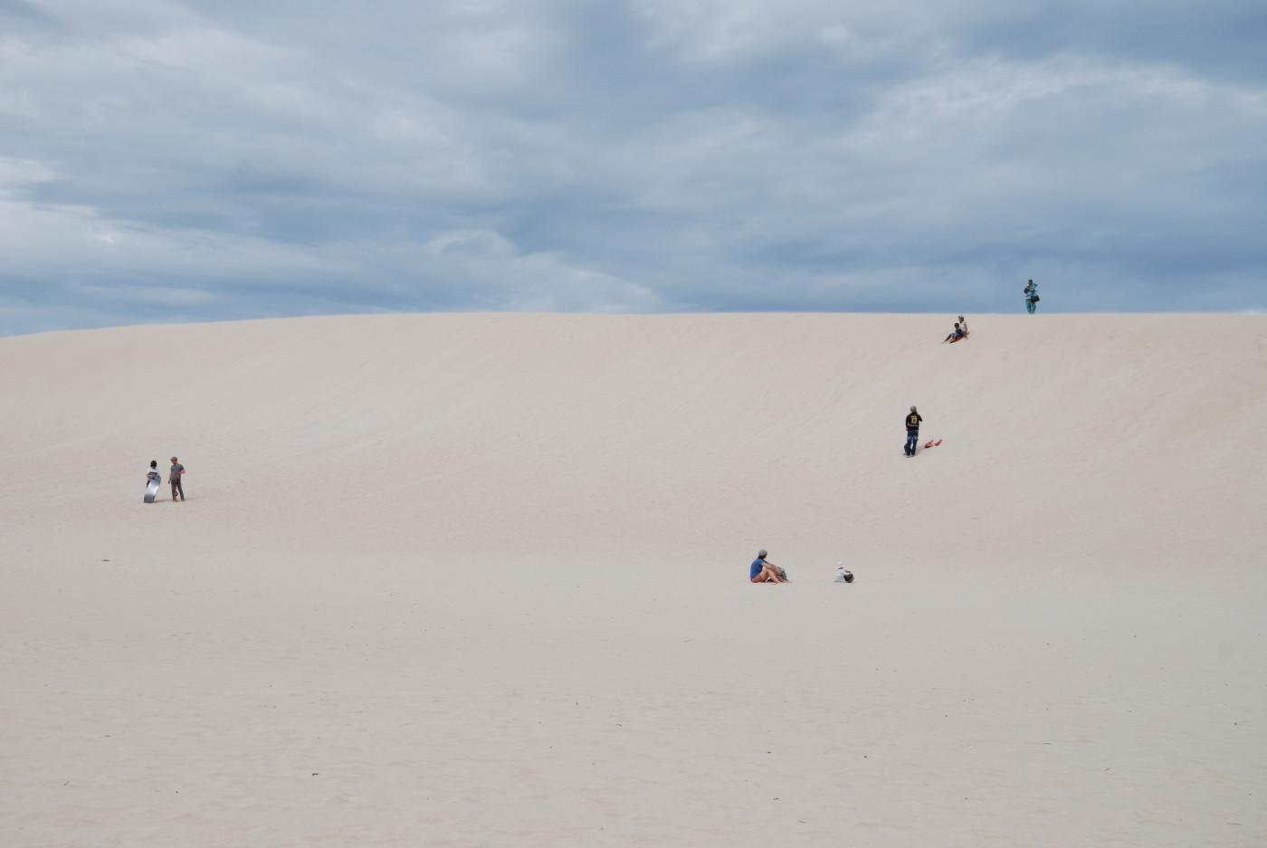 Little Sahara de Kangaroo Island