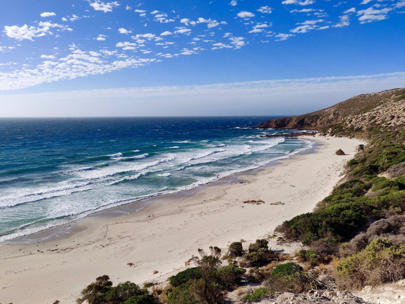 Stokes Bay plage cachée de Kangaroo Island