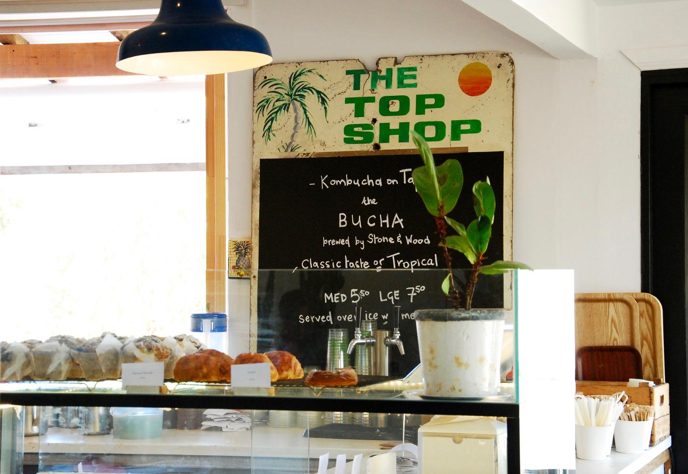The Top Shop Byron Bay