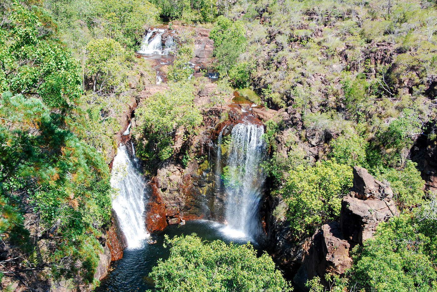 Florence Falls du Litchfield National Park