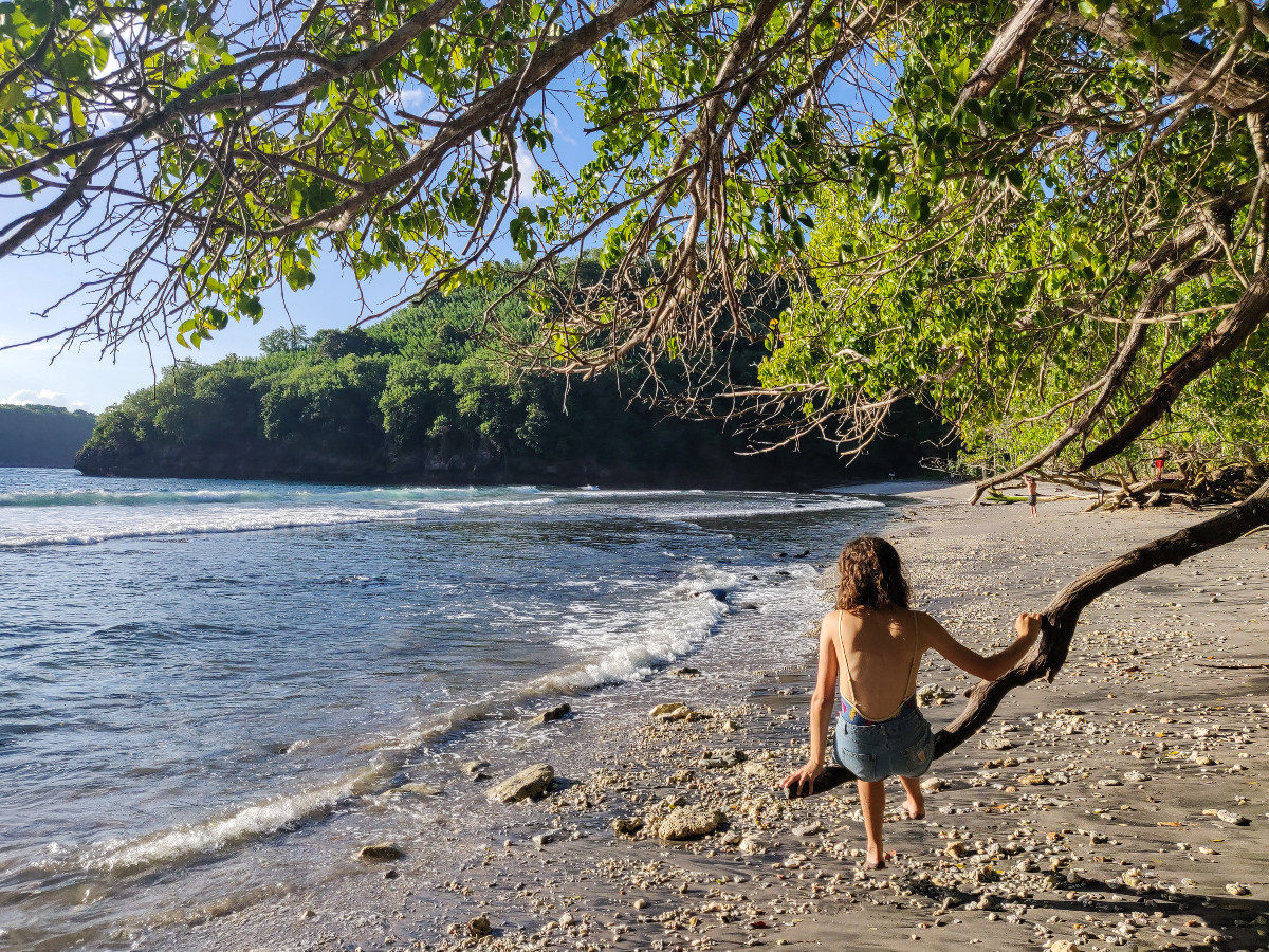 Gamat Bay à Nusa Penida