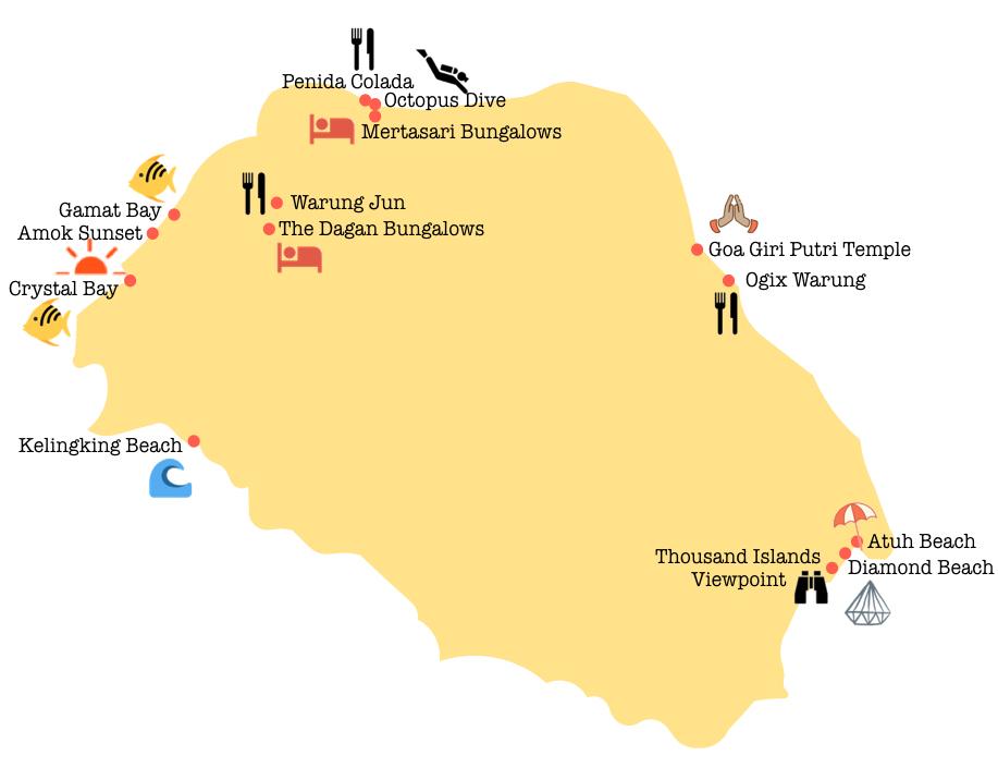 Guide Nusa Penida Bali