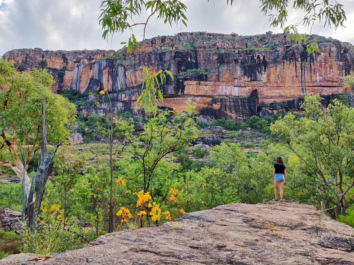 Site aborigène de Nourlangie dans le Kakadu National Park
