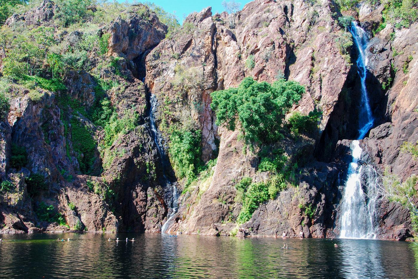 Wangi Falls du Litchfield National Park