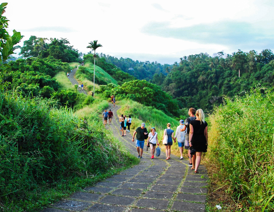 Visiter Ubud : la Campuhan Ridge Walk