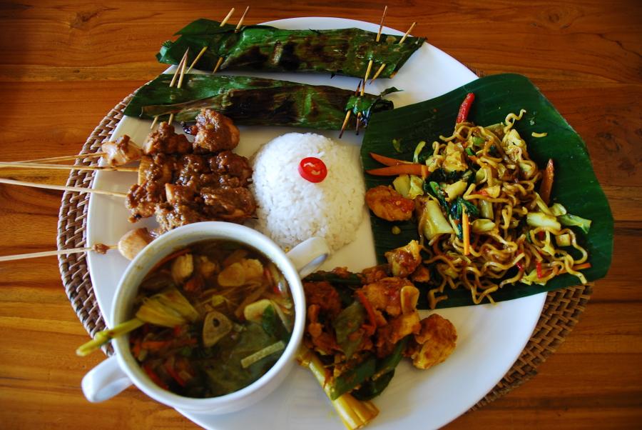 Faire un cours de cuisine à Ubud